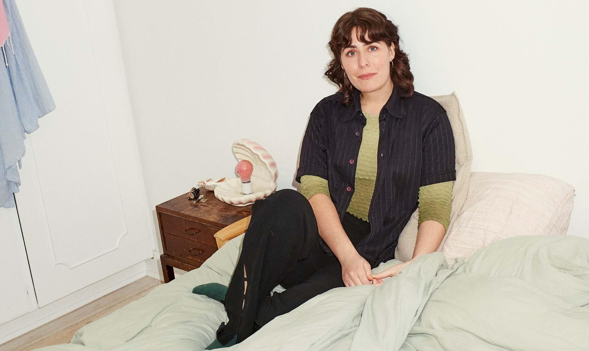 Josefine Winding bruger ofte sine lørdage her: `De laver byens hårdeste vegetarservering`