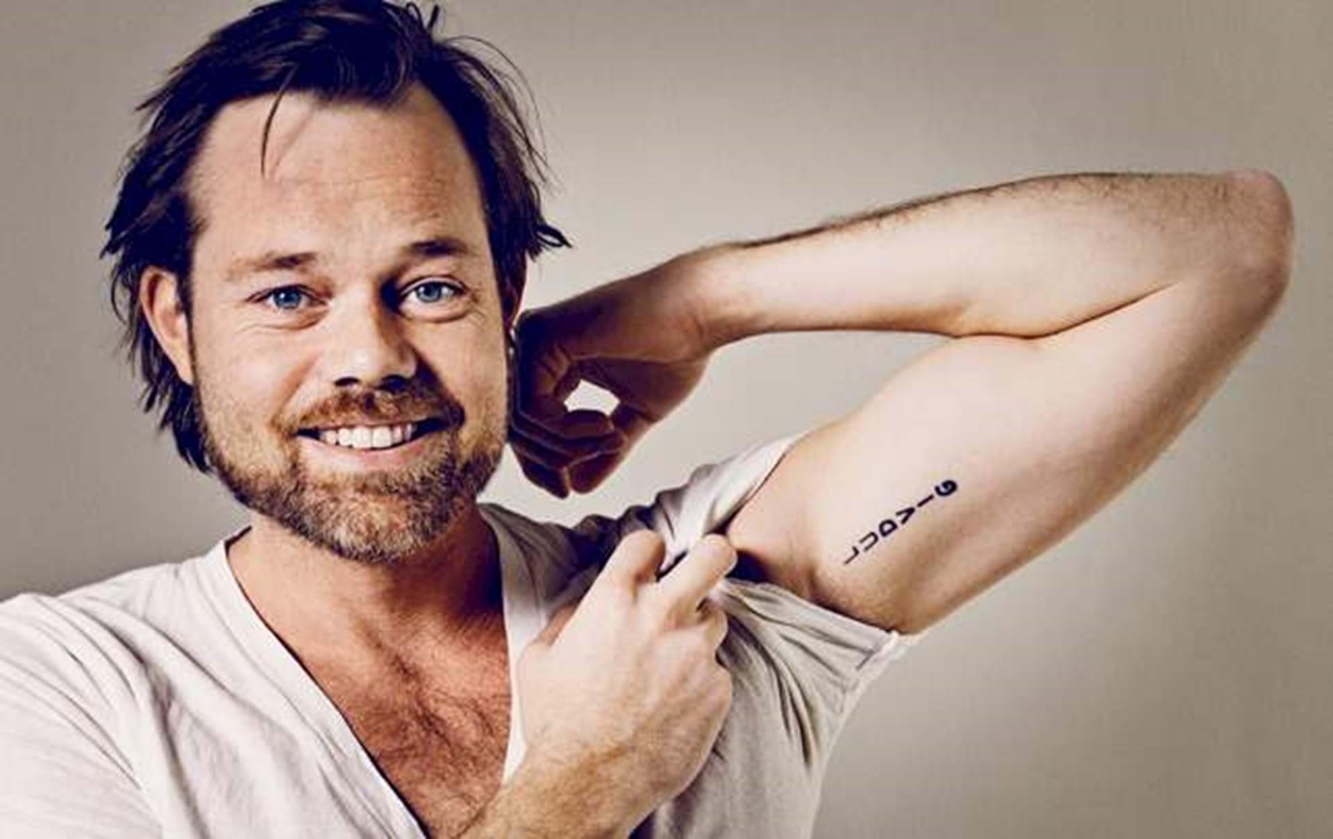 Med betydning tatoveringer Tatoveringer
