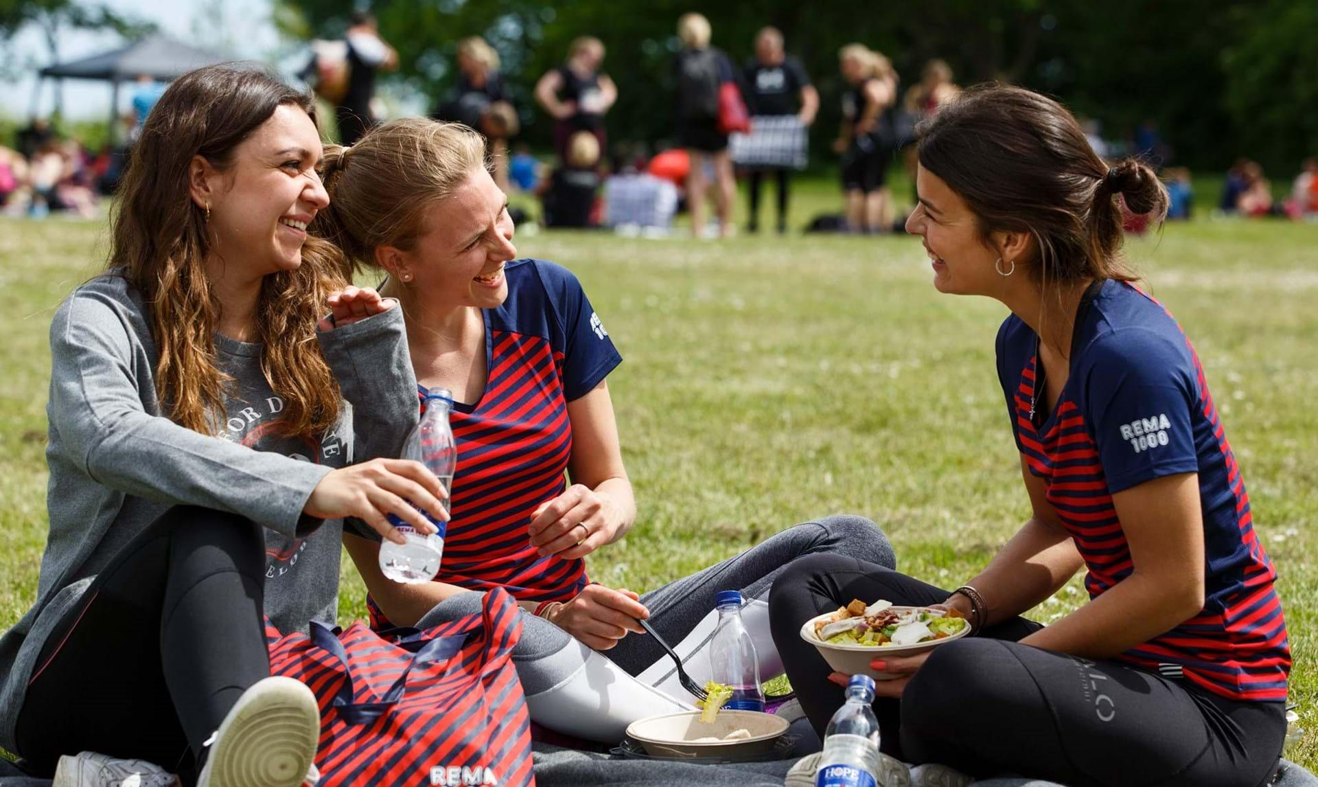 ALT for damernes Kvindeløb 2021: Glæd dig til lækker mad fra Lagkagehuset!